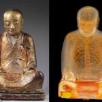 仏像の中に1100年前の中国高僧のミイラ=オランダ