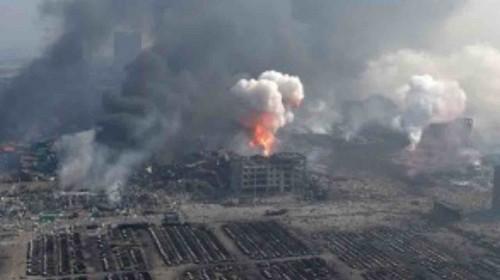 天津爆発3