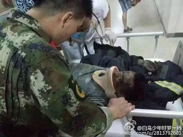 天津爆発 死亡者数はすでに1400以上=武装警察内部情報