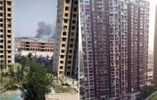 爆発が発生したのは皆が熟睡している夜11:30。1万人の住民のうち、何人生き残ったのだろう。
