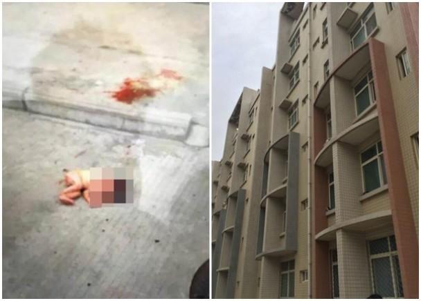 17歳女子大生 出産した赤ん坊を窓から投げ捨てる