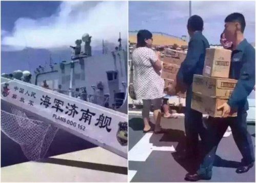 中国・海軍までが粉ミルクを爆買い?