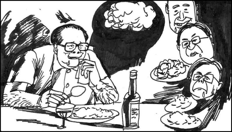文革時の食人犯「国民党捕虜の心臓肝臓を食べた」