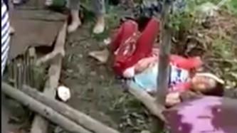 臓器を摘出された後捨てられた子どもたち